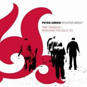Peter Green Splinter Group: Time Traders / Reaching The Cold 100 - Cover