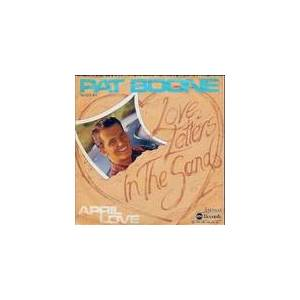Pat Boone: Love Letters In The Sand - Cover