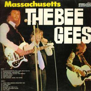 Bee Gees: Massachusetts - Cover