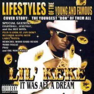 Cover - Lil' Keke: It Was All A Dream