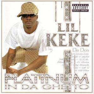 Lil' Keke: Platinum In Da Ghetto - Cover