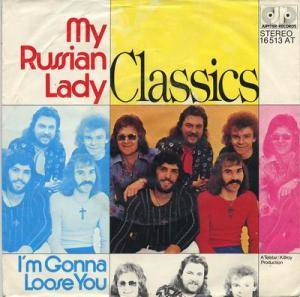 Cover - Classics, The: My Russian Lady