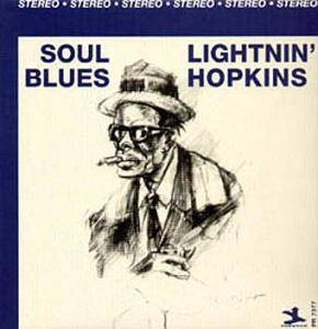 Lightnin' Hopkins: Soul Blues - Cover