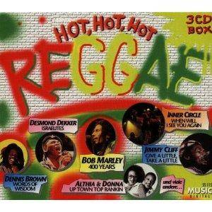 Cover - Viceroys, The: Hot, Hot, Hot Reggae