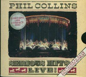 Phil Collins: Serious Hits... Live! (CD) - Bild 1