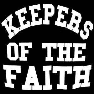 Terror: Keepers Of The Faith - Cover
