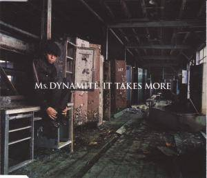 Cover - Ms. Dynamite: It Takes More