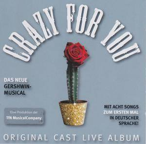 Cover - George & Ira Gershwin: Crazy For You