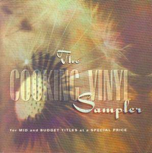 Cooking Vinyl Sampler Mid And Budget Price Titles - Cover