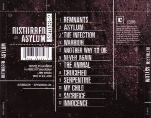 Disturbed: Asylum (CD) - Bild 2