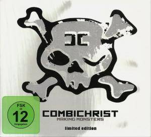 Cover - Combichrist: Making Monsters