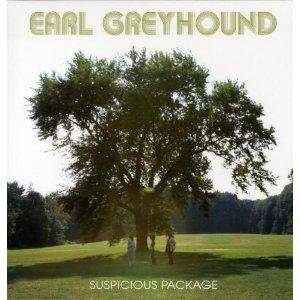 Earl Greyhound: Suspicious Package - Cover