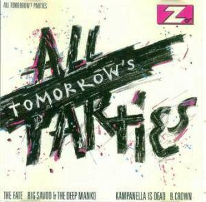 All Tomorrow's Parties - Cover