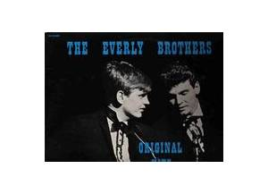 The Everly Brothers: Original Hits 1957-1960 - Cover