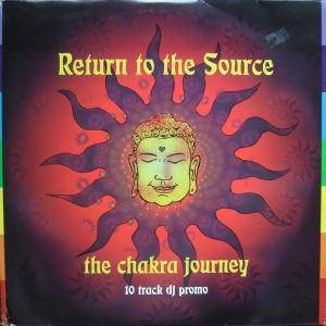 Chakra Journey, The - Cover