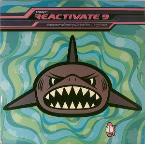 Reactivate 9 - Razorsharp Beats + Bytes - Cover