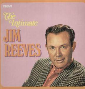 Cover - Jim Reeves: Intimate Jim Reeves, The