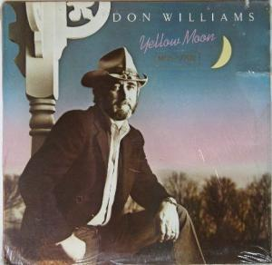 Don Williams: Yellow Moon - Cover