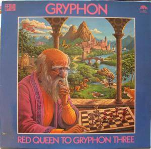 Gryphon: Red Queen To Gryphon Three (LP) - Bild 1