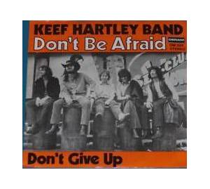 Cover - Keef Hartley Band: Don't Be Afraid