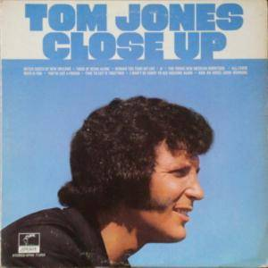 Tom Jones: Close Up - Cover