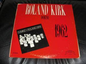 Roland Kirk: Domino - Cover