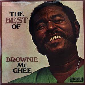 Cover - Brownie McGhee: Best Of Brownie McGhee, The
