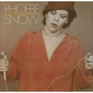Cover - Phoebe Snow: Against The Grain