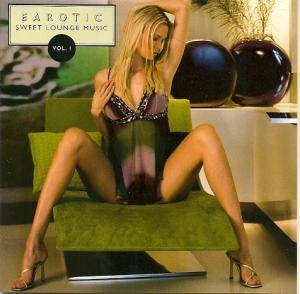 Cover - Brian Culbertson: Earotic - Sweet Lounge Music Vol. 1