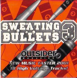 Outsider - Sweating Bullets 3 - Cover
