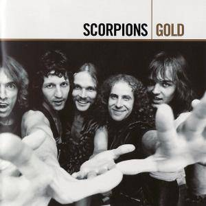Scorpions: Gold - Cover