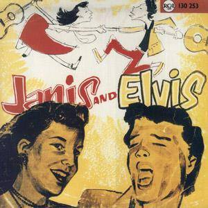 Cover - Janis Martin: Janis And Elvis