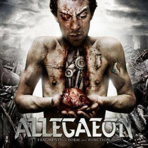 Allegaeon: Fragments Of Form And Function (CD) - Bild 1