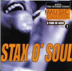 Pair Of Aces No. 1: Stax O' Soul, A - Cover