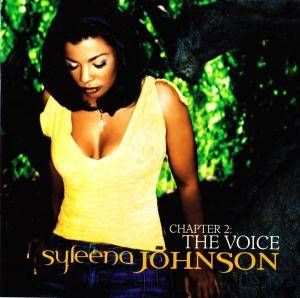 Cover - Syleena Johnson: Chapter 2: The Voice