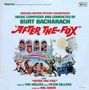 Cover - Burt Bacharach: After The Fox