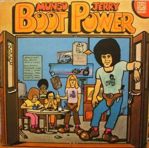 Cover - Mungo Jerry: Boot Power