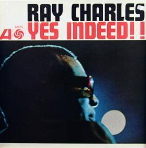Ray Charles: Yes Indeed! - Cover