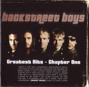 Backstreet Boys: Greatest Hits - Chapter One - Cover