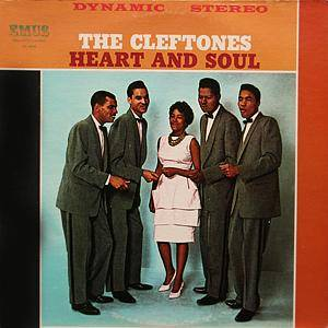 Cover - Cleftones, The: Heart And Soul