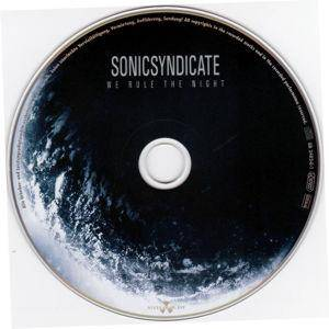 Sonic Syndicate: We Rule The Night (CD + DVD) - Bild 3
