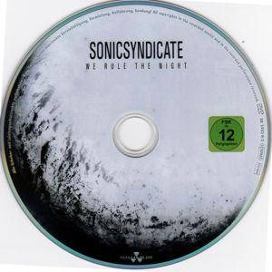 Sonic Syndicate: We Rule The Night (CD + DVD) - Bild 4