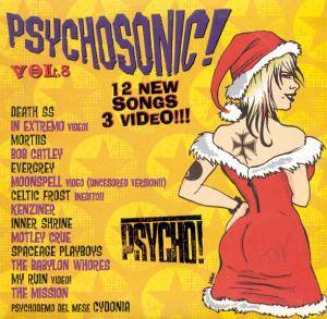 Cover - Space Age Playboys: Psychosonic!! Vol. 8