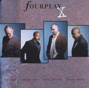 Cover - Fourplay: X