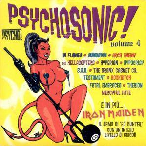 Cover - Rockbitch: Psychosonic!! Vol. 4