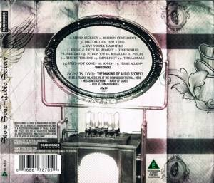 Stone Sour: Audio Secrecy (CD + DVD) - Bild 2