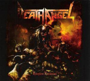 Death Angel: Relentless Retribution (CD + DVD) - Bild 1