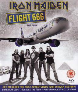 Iron Maiden: Flight 666 - The Film (Blu-Ray Disc) - Bild 1