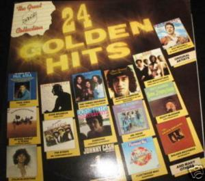 "24 Golden Hits ""The Great Embassy Collection"" - Cover"