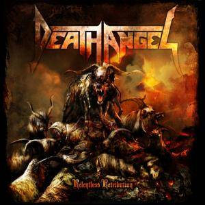 Cover - Death Angel: Relentless Retribution